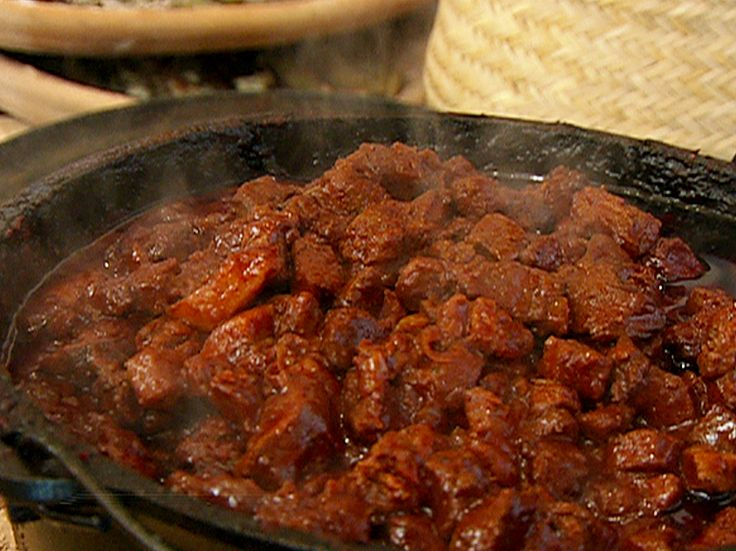 Carne Adovada: Red Chili Pork Stew from FoodNetwork.com...a New Mexico regional specialty
