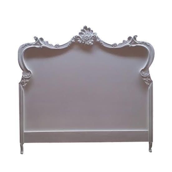 Image of French Style Queen Size Headboard