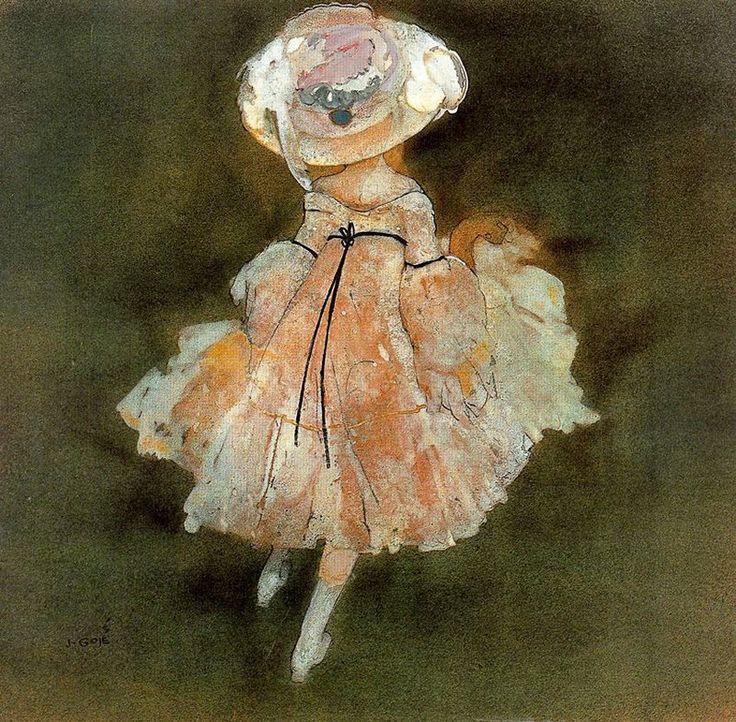 Mariposa de candilejas (1902) Xavier Gosé