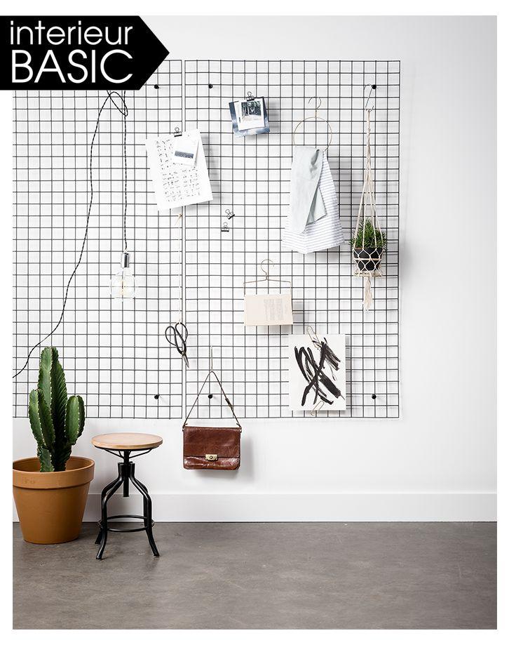 KARWEI   Interieur BASICS  Zoiets of een groot stuk kurk om inspiratie op te pinnen aan de muur.