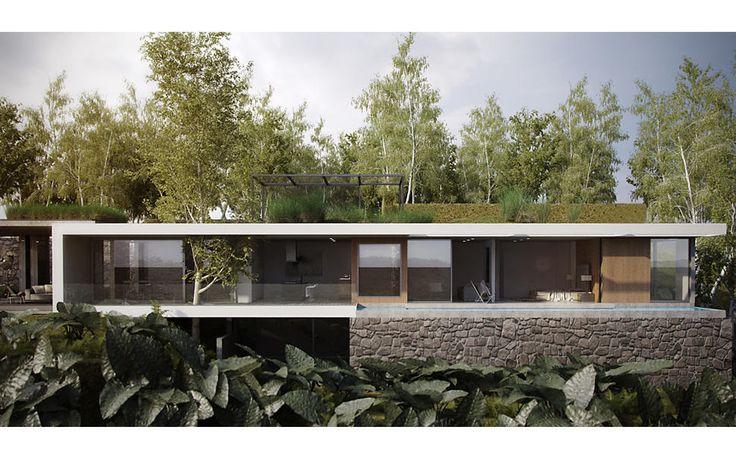 Diseño: EMC Arquitectura // Ubicación: Zaragoza, El Salvador // Año: 2013