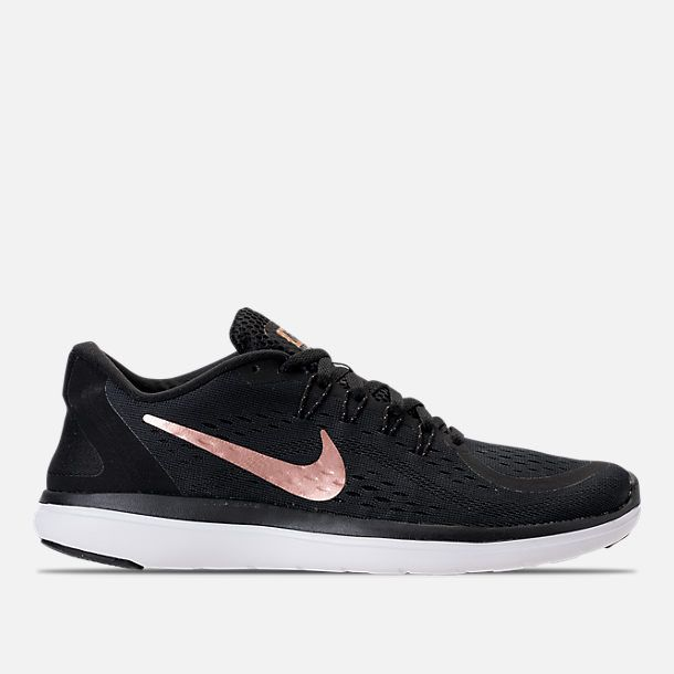 Right view of Women's Nike Flex 2017 RN Running Shoes in