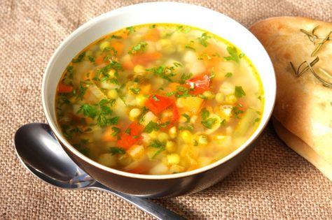 Das Grundrezept der Wundersuppe - Die Suppen-Diät verspricht Wunder: In 5 Tagen sind 8 Pfund runter? Doch schmecken soll sie im Herbst - mit unserem cleveren Baukasten-System!