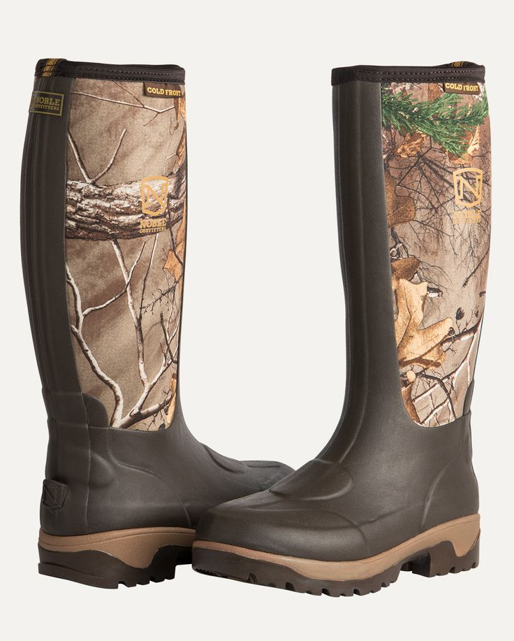 MUDS® Cold Front Men's High Realtree Xtra® Camo