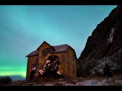 Samivturcom Северное сияние 2016 Норвегия Лофотенские острова - YouTube