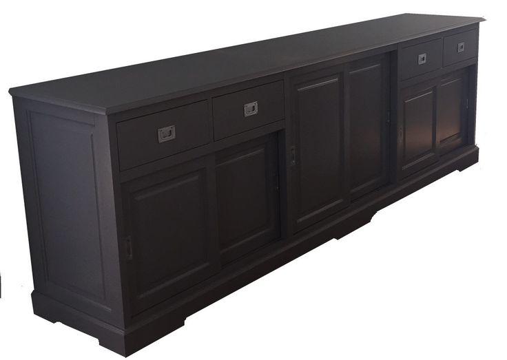 25 beste idee n over grijs dressoir op pinterest grijs geschilderde dressoirs grijs - Grijs meubilair ...