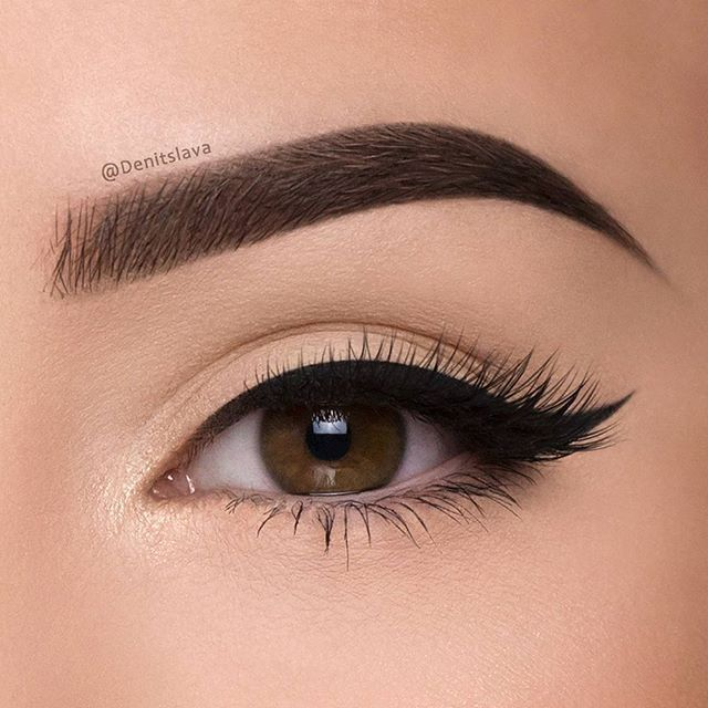 Perfect eyeliner. Cat eye                                                                                                                                                      More