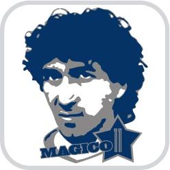 Jorge Mágico González, El Salvador, Cádiz CF, Magico Gonzalez T-Shirt, NEW!