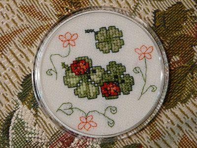 Лисичкины затеи: Четырехлистный клевер