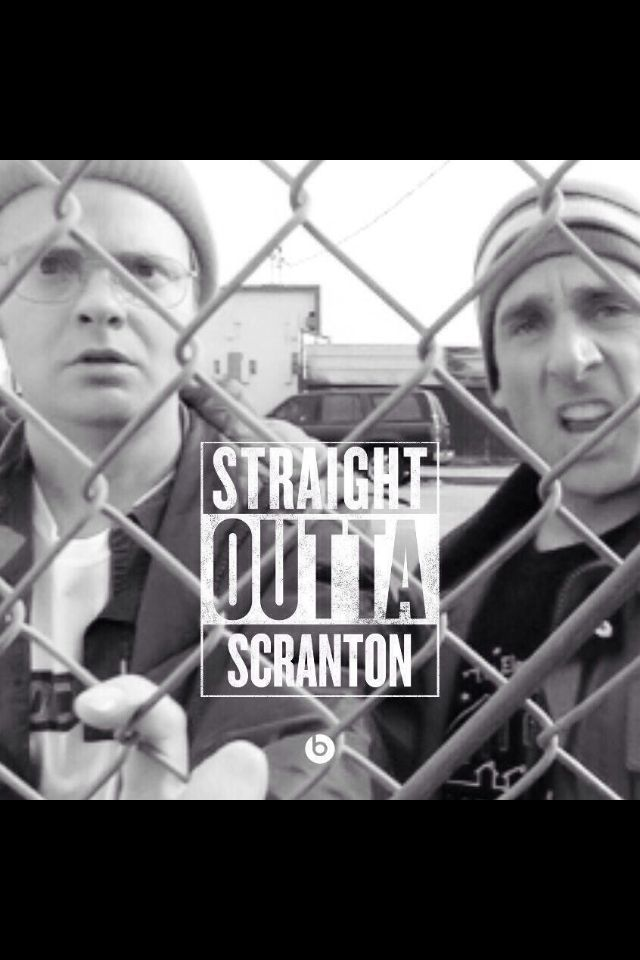 ain't no party like a scranton party
