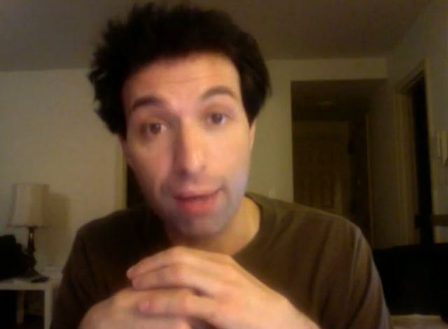 Alex Karpovsky of HBO's Girls Gives Teens Advice in Ask a Grown Man