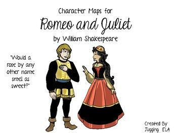 The characterization of lord capulet in romeo and juliet a play by william shakespeare