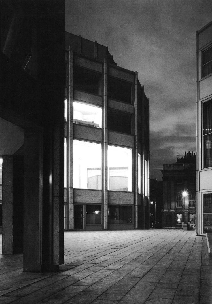 Alison & Peter Smithson, The Economist Building, London, England, 1959-65