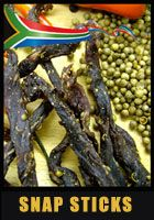 Traditional South African foods from Biltong Direct.  http://www.biltongdirect.co.uk/