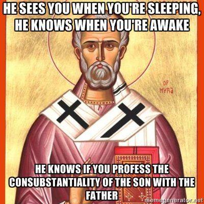 Dogmatic Theology/Hagiogpraphy in the 21st Century. (sa maka relate)