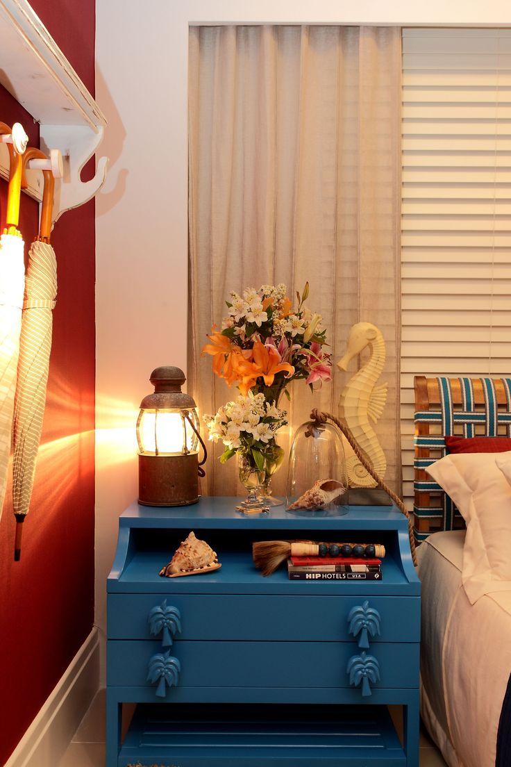 """Criado-Mudo Carmel Quartos Etc   ❥""""Hobby&Decor"""" inspirações   decor   art   arquitetura   flowers   decoração   travel   cake   bouquet   wedding   evento   fashion"""