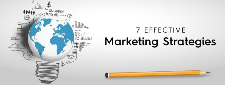 7 Types of marketing strategies in use today #Advertising #Marketing