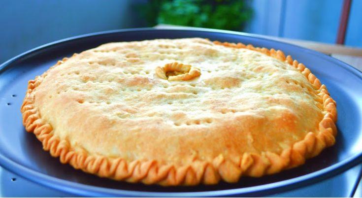 Empanada de soja texturizada tipo zorza
