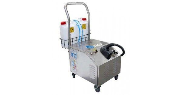 Aparate de curatat cu aburi FASA IVP 3.3M GoldAcest utilaj este unul dintre cele mai vandute aparate de curatare prin aburi din Europa. Folosind toate avantajele si efectele benefice de curatare ale aburului (operatii de spalare, degresare, dezinfectare a obiectelor si suprafetelor fara soluti