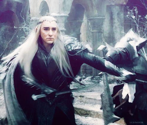 elvensuperhero: Thranduil being a boss | Thranduil ...