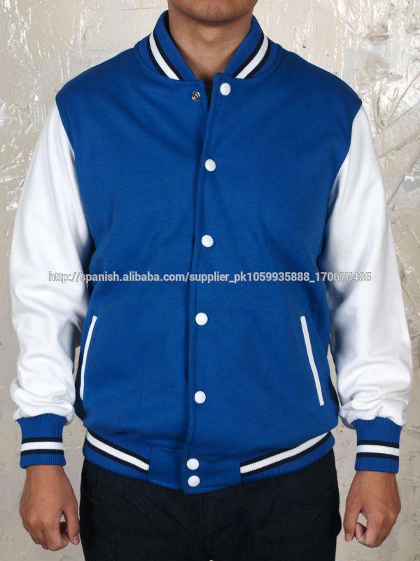 Personalizados Deportes Chaqueta Oem 2014 Servicio Varsity Jacket Zwqx58I5