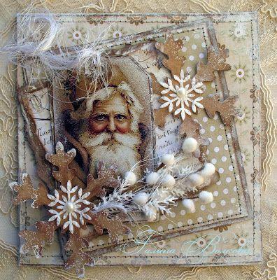 Прикосновение к нежности: Здравствуй Дедушка Мороз