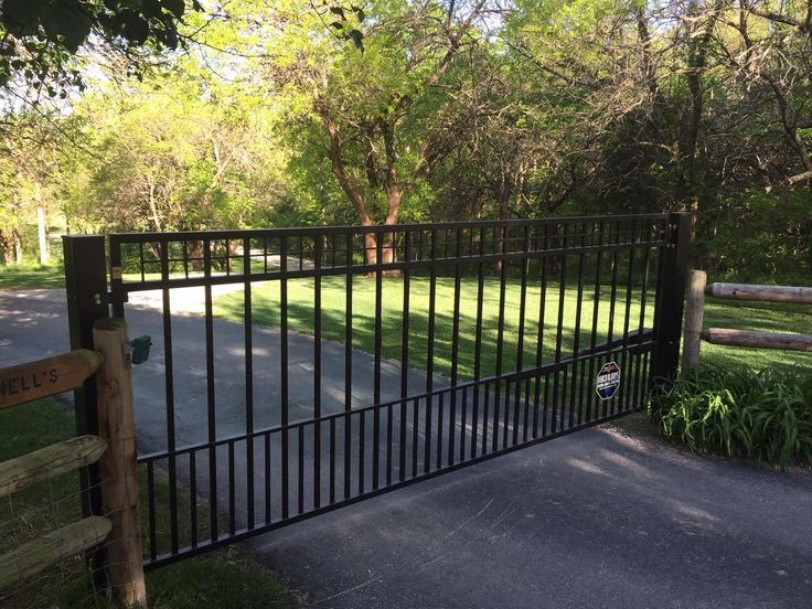 Best driveway gate openers ideas on pinterest