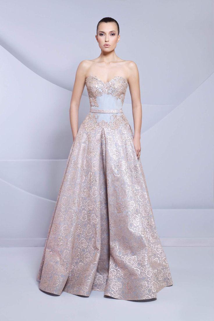 vogue-is-art:  Tarek Sinno Haute Couture SS 2015