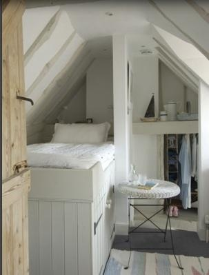 tiny loft bedroom 58 best attic bliss images on pinterest attic spaces
