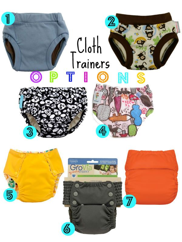 Cloth Training Pants recommendations by Sweetbottoms Baby Boutique