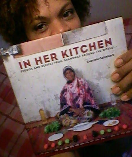 Un libro che amo IN HER KITCHEN di Gabriele Galimberti