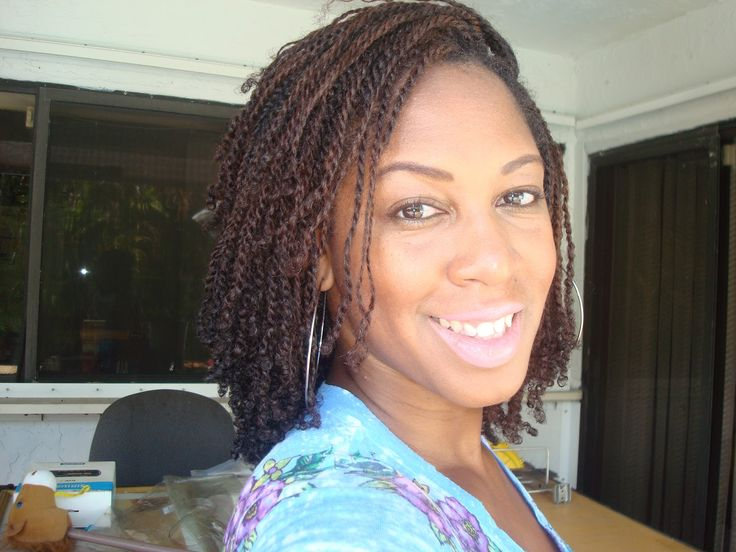 Pictures Of Two Strand Twist Hair Styles: 17 Best Images About Twists On Pinterest