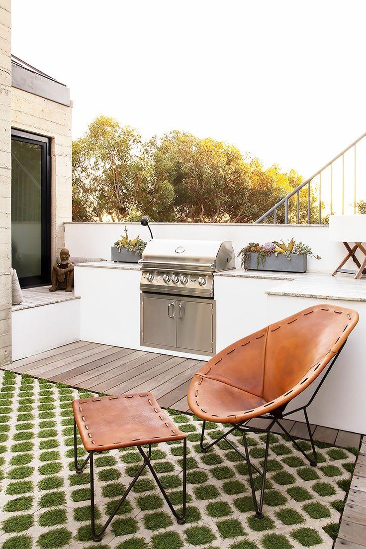 Home Tour: A Masculine Modern Home in Los Angeles via @MyDomaine