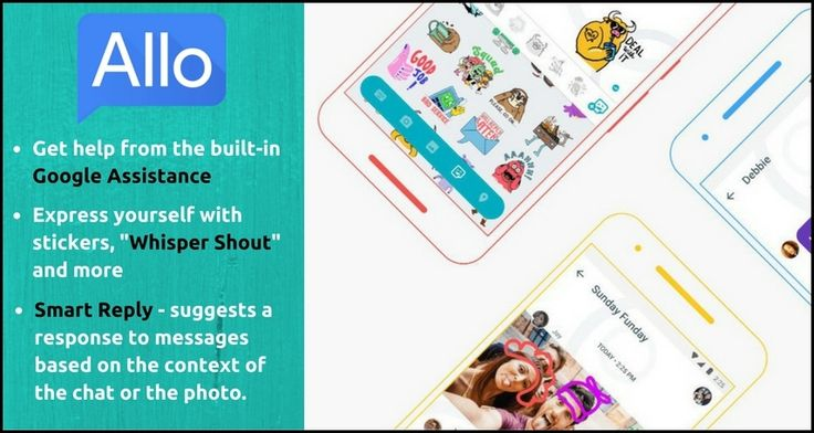 Say Allo to Google's New Smart Messaging App