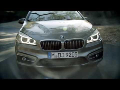 【TVCM】BMW 2シリーズ アクティブ ツアラー/グラン ツアラー - YouTube