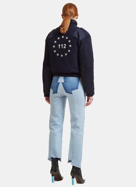 Reversible Police Jacket