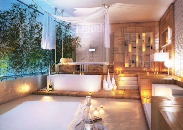 1000+ images about mes salles de bains de reve on Pinterest ...