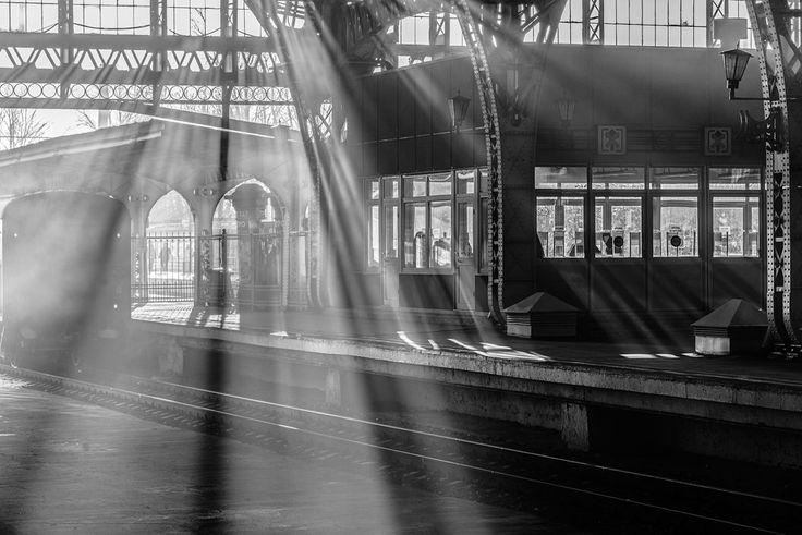Витебский вокзал. Модерн.