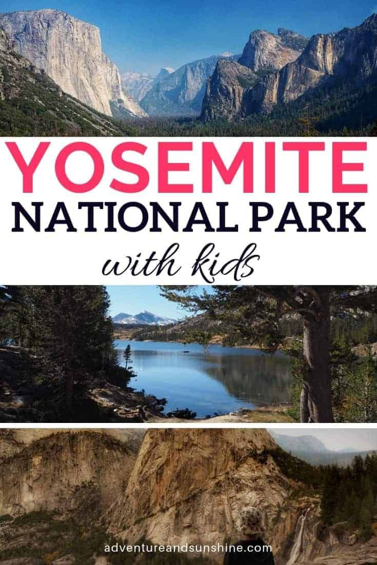 Things To Do In Yosemite National Park With Kids In 2020 National Park Vacation Yosemite National Park National Parks Trip