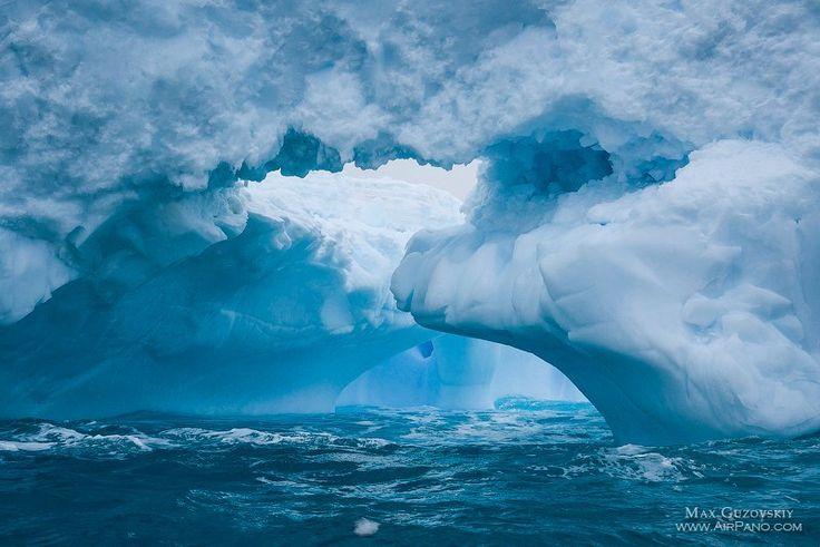 Antarctica....via airpano.com