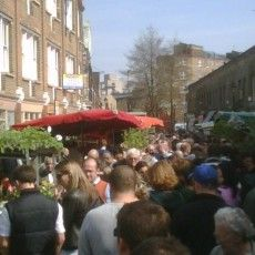 In 2009, London Borough of Tower Hamlets appointed Quarterbridge and GL Hearn to prepare a Street Market Strategy including a review of all street market activity, a retail planning strategy and regeneration proposals for the ongoing improvements and success.