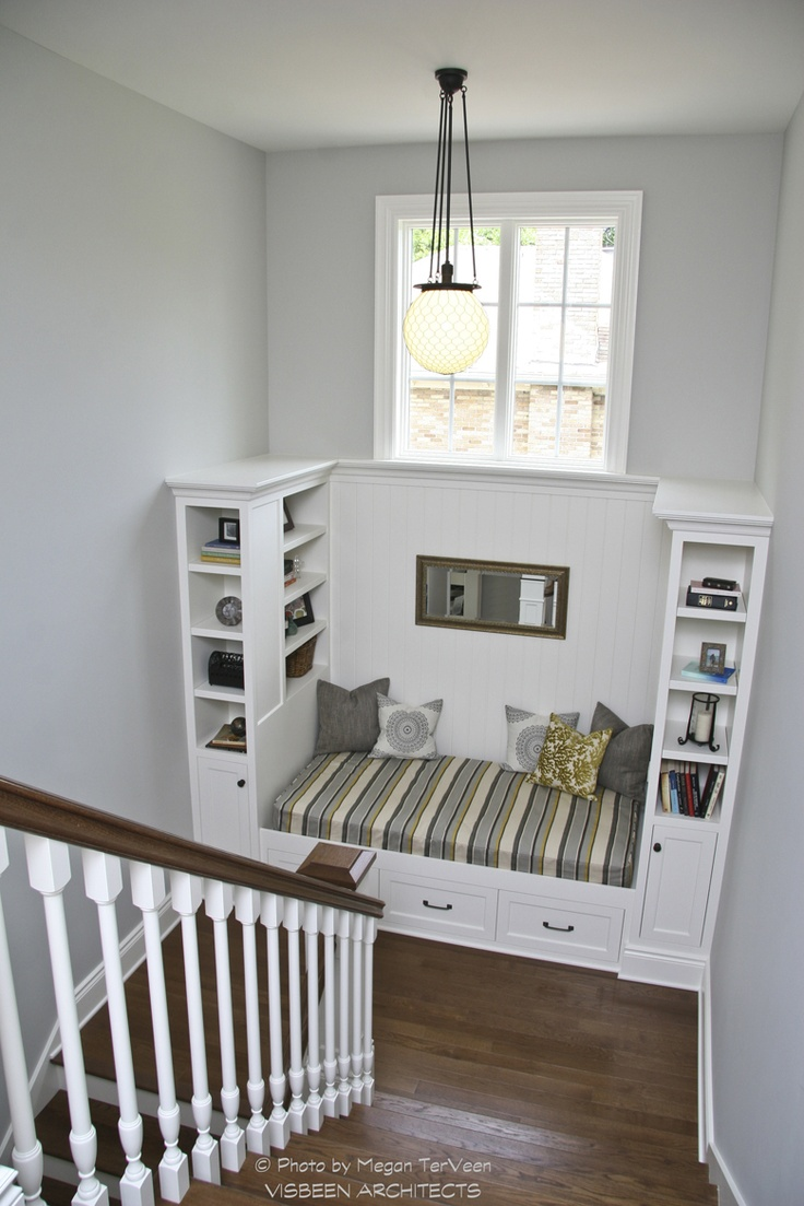 Best 25 stair landing ideas on pinterest tiled - Home designer stairs with landing ...