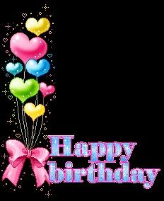 Happy Bday.    For more great pins go to @KaseyBelleFox