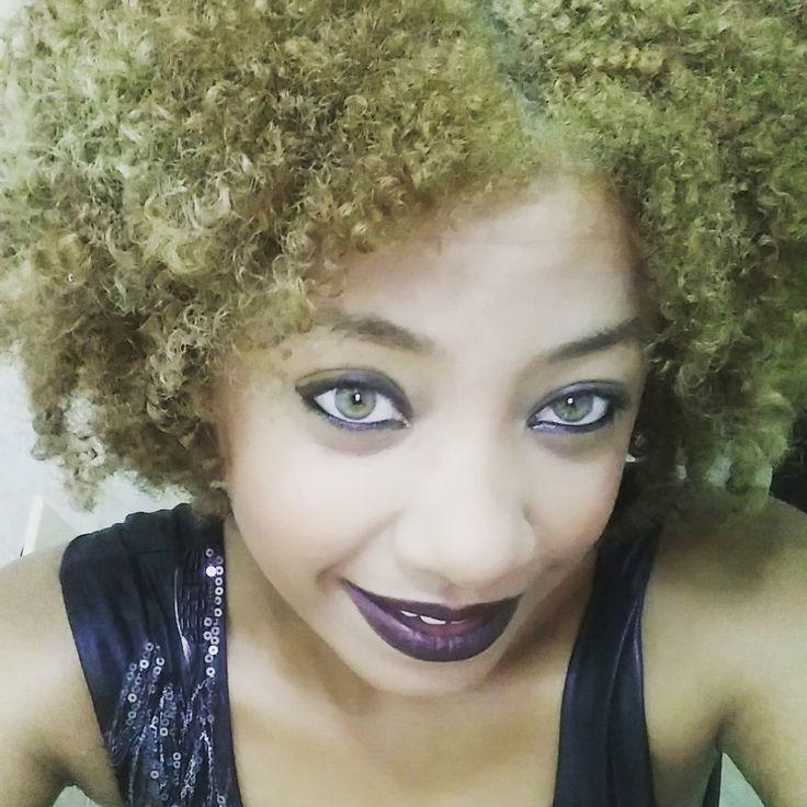 @Mily_eyeglass #instagram #Negras #honey #afro #rubia #twist