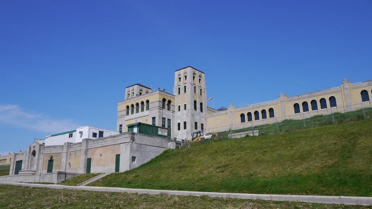 SIGHTS. Rc Harris Filtration Plant. Commanding heavenly views of the lakefront on a priceless slab of real estate, the elegantly proportioned RC Harris Filtration Plant is a modern art-deco masterpiece that has appeared in countless movies and TV shows, as well as in Michael Ondaatje's
