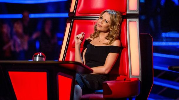 News Alert - Kylie Minogue quits BBC The Voice UK - Read the reason why NOW!!! Hmm didn't see that one coming (much)..!