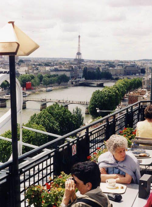 toit de La Samaritaine - 2, Quai Du Louvre 75001 Paris