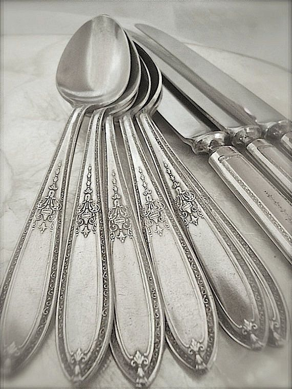 1847 Rogers Brothers Silver Plated Flatware