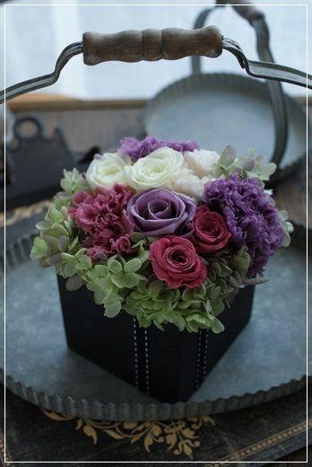 Flower noteのHPは http://flowernote.net/ フラワーギフトのご注文 も沢山ありがとうございます 。横浜・上大岡小さなお花の…