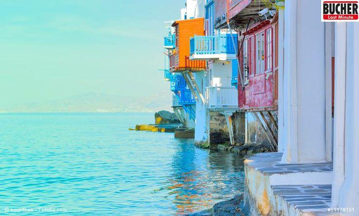 Stellt euch vor ihr geht aus der Tür raus und drei Schritte weiter ist das kristalklare Meer...wie schön das wär ... #bucherreisen #lastminute #reimenkönnenwir #kreta #feta #griechenland